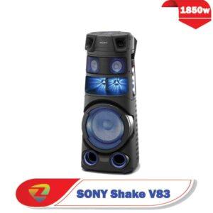 سیستم صوتی سونیV83