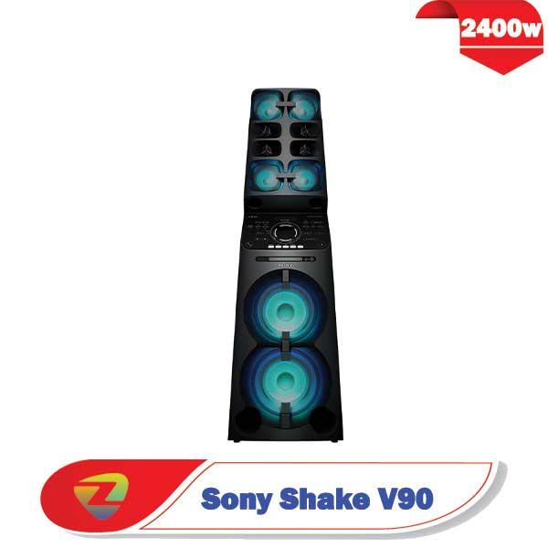 شیک سونی V90 سیستم صوتی 2400 وات اسپیکر Shake V90