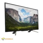 تلویزیون سونی 50 اینچ W660F از بغل