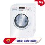 ماشین لباسشویی بوش ظرفیت 8 کیلو WAK24210TR