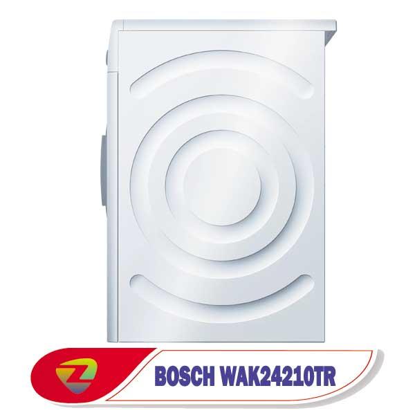 ماشین لباسشویی بوش 24210 ظرفیت 8 کیلو WAK24210TR