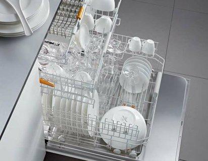 از بین بردن روغن های قهوه ای و مواد غذایی در ظرفشویی ویرپول WFC 3C26