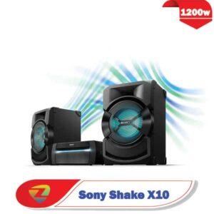 سیستم صوتی شیک سونی X10