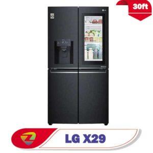 یخچال فریزر X29
