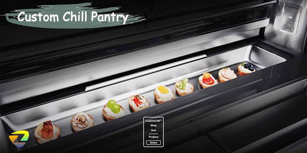 محفظه سفارشی Custom Chill™ Pantry