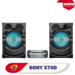 سیستم صوتی سونی X70