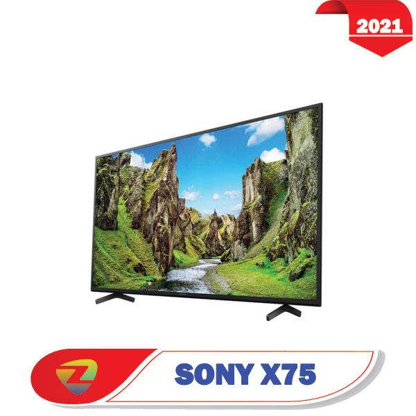 تلویزیون سونی 43X75 مدل 2021 سایز 43 اینچ X75