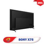تلویزیون سونی X75