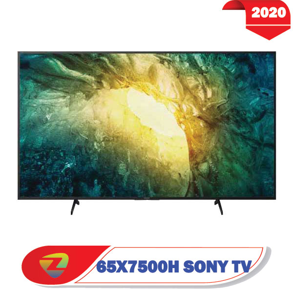 تلویزیون سونی 65X7500H مدل 2020 فورکی 65 اینچ X7500H