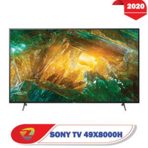 عکس اصلی تلویزیون 49X8000H سونی