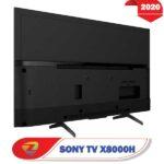 تلویزیون 49X8000H سونی از پشت