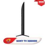 تلویزیون 49X8000H سونی از کنار