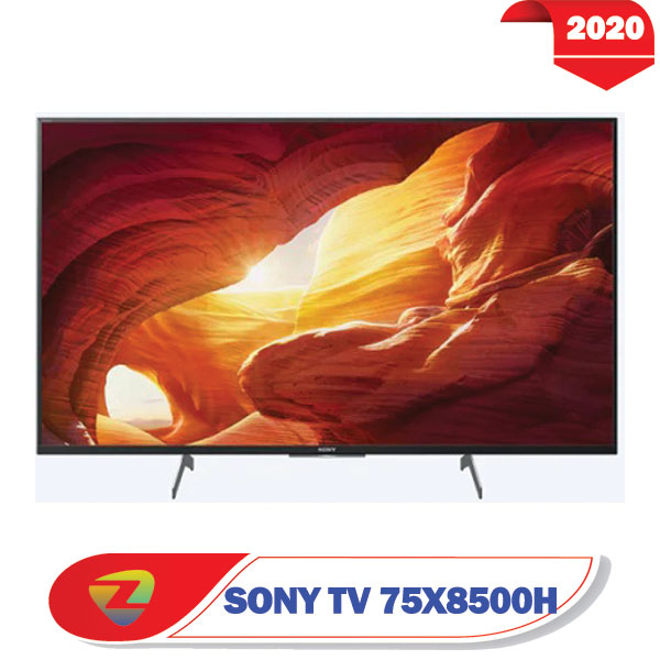تلویزیون سونی 75X8500H مدل 2020 فورکی 75 اینچ X8500H
