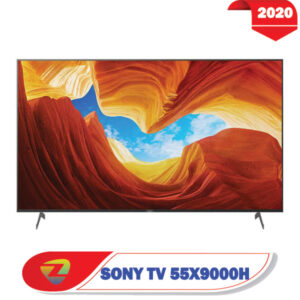 تلویزیون 55X9000H سونی از رو به رو
