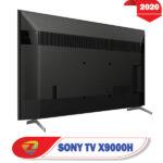تلویزیون 55X9000H سونی از پشت