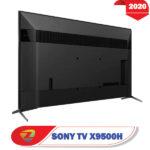 نمای پشت تلویزیون 55X9500H سونی