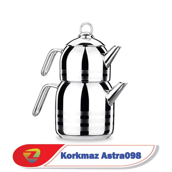 کتری قوری کرکماز 098 مدل Astra