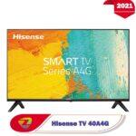 تلویزیون هایسنس 40A4G