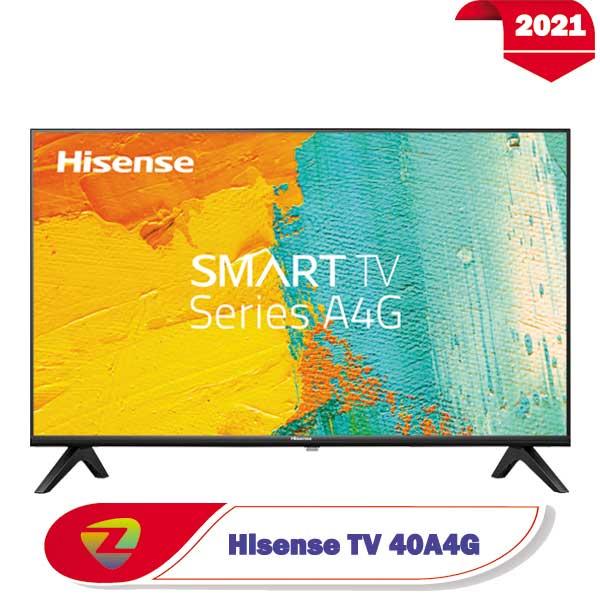 تلویزیون هایسنس 40A4G مدل 2021 سایز 40 اینچ A4G