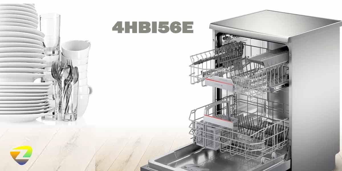 مقدمه ی ماشین ظرفشویی بوش 4HBI56E