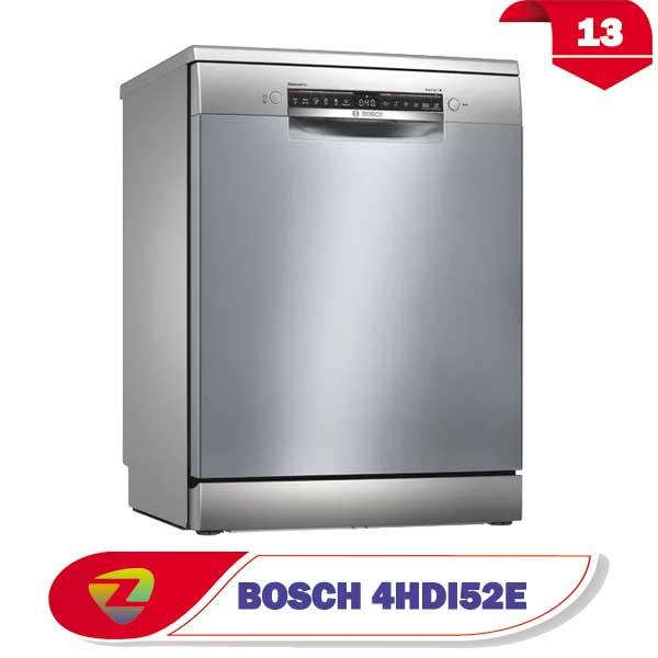 ماشین ظرفشویی بوش 4HBI56E سری 4 ظرفیت 13 نفره SMS4HBI56E