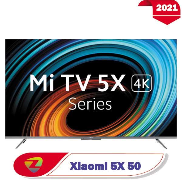 تلویزیون شیائومی 50 5X مدل 50 اینچ شیائومی 5X