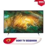 تلویزیون 55 اینچ سونی X8000H
