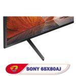 پایه های تلویزیون سونی X80AJ