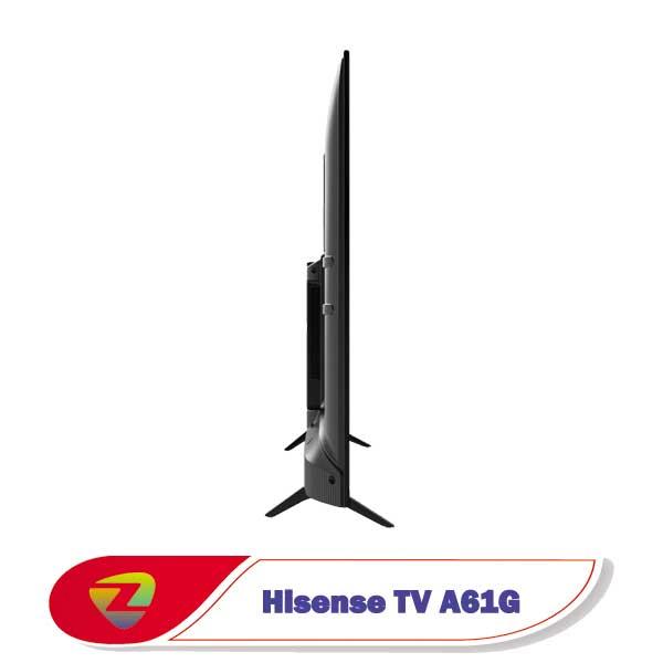 تلویزیون هایسنس 43A62G مدل 2021 سایز 43 اینچ A62G