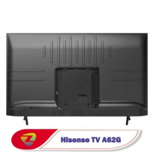 پشت تلویزیون هایسنس A62G