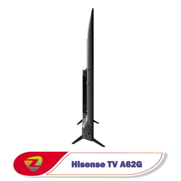 تلویزیون هایسنس 75A62G سایز 75 اینچ A62G مدل 2021
