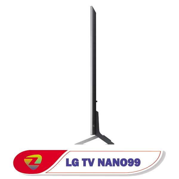تلویزیون ال جی 75NANO99 مدل 2021 نانوسل 8K سایز 75 اینچ NANO99