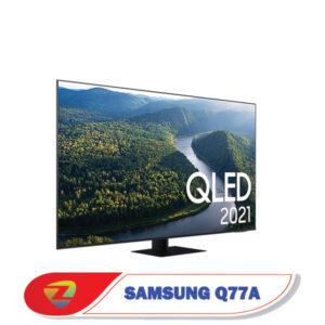 زاویه دید تلویزیون سامسونگ Q77A