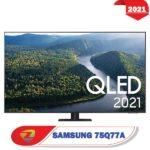 تلویزیون سامسونگ 75Q77A مدل 2021