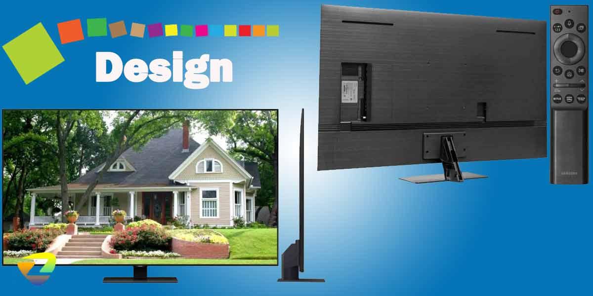 طراحی تلویزیون Q77A