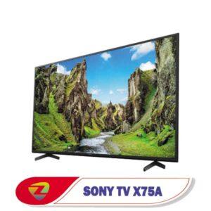 تلویزیون سونی X75A