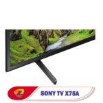 پایه های تلویزیون سونی X75A