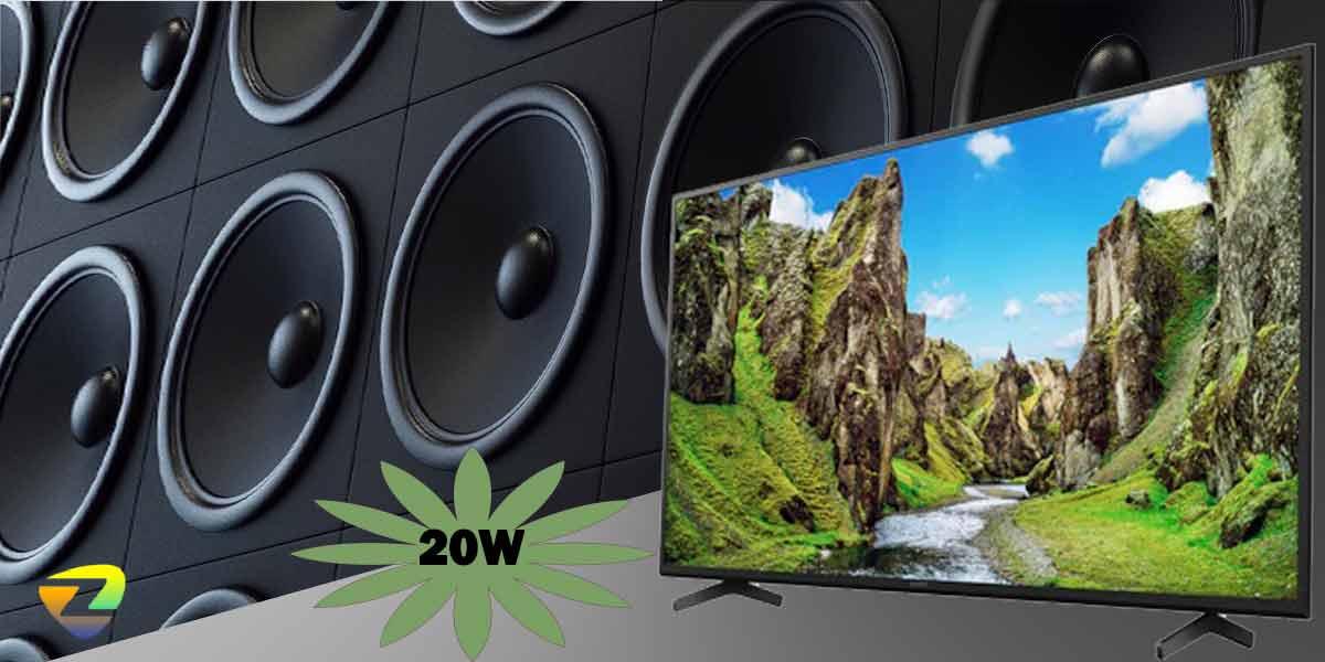 سیستم صوتی تلویزیون سونی X75A
