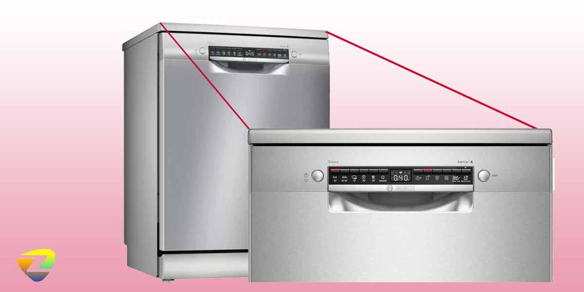 طراحی ماشین ظرفشویی بوش 4HVI31E