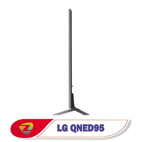 تلویزیون ال جی 85QNED95 مدل 2021 کیفیت 8K سایز 85 اینچ QNED95