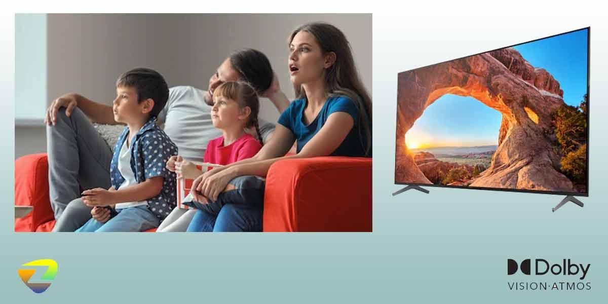 دالبی اتموس در تلویزیون سونی X86J